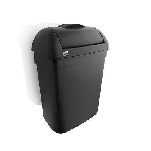 Satino Black 180322 dameshygienebox 8 liter (180322)