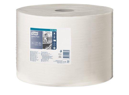 Tork Advanced Wiper 415 1-lgs wit 1000 mtr x 38cm pak à 1 rol (130100)