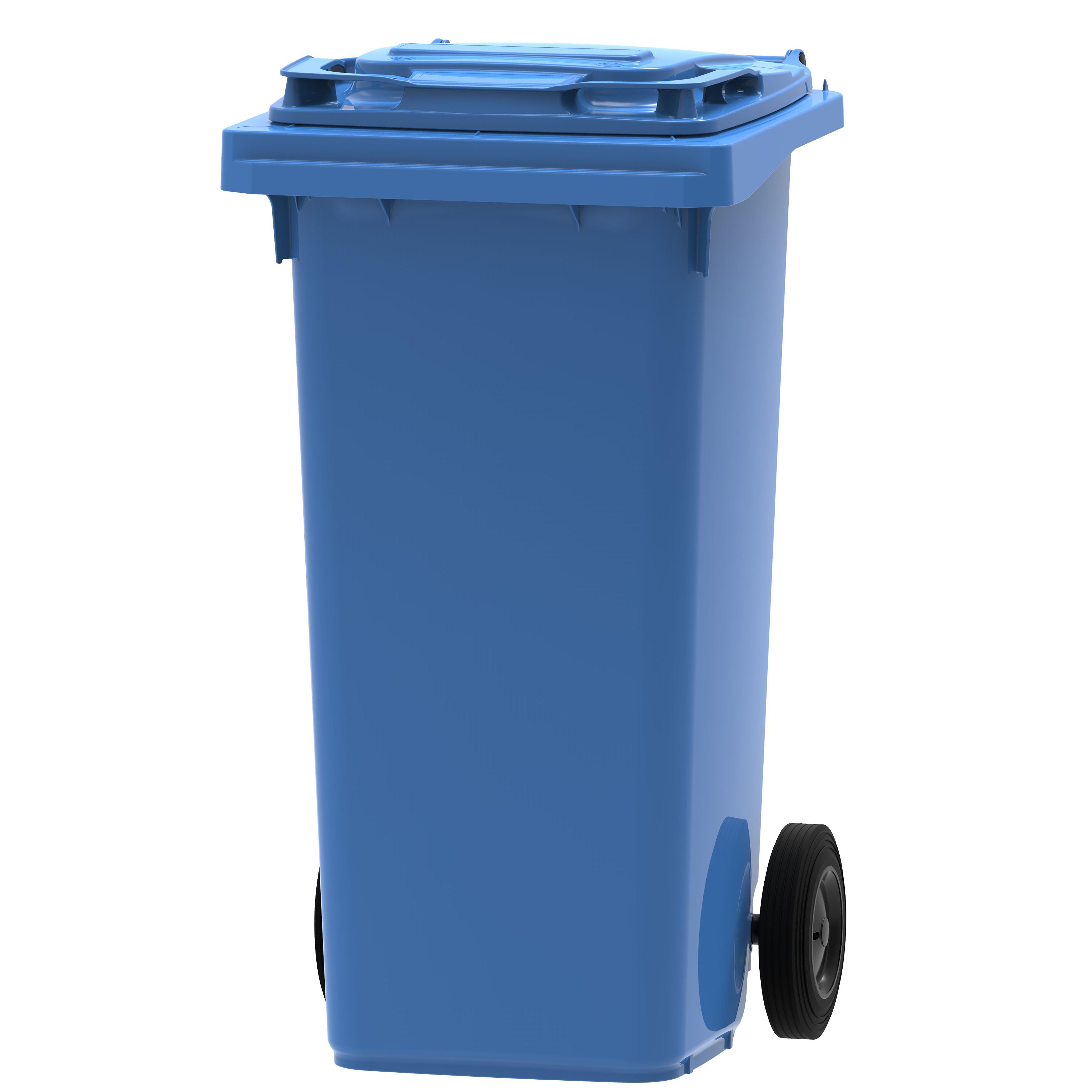 Vepa Bins Mini-container Blauw 120 ltr (VB120000BL2)