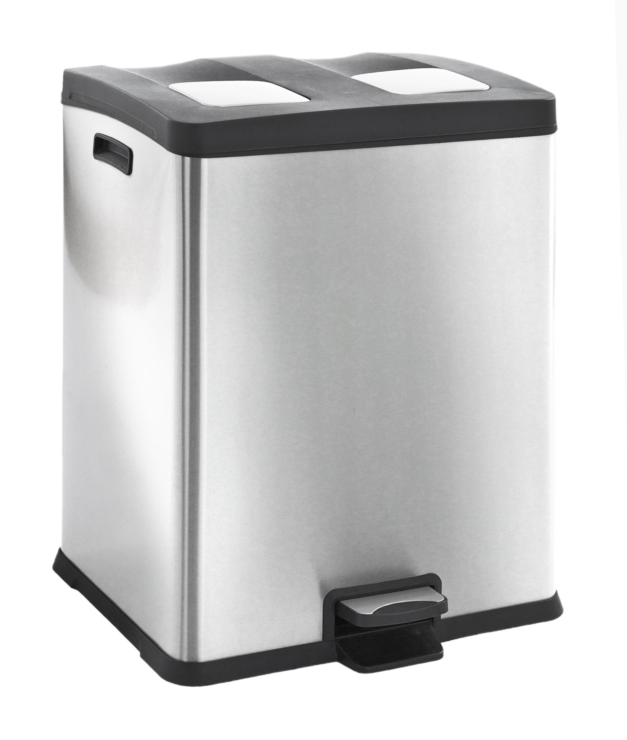EKO recycling pedaalemmer Rejoice, 30+30 liter (VB923860)