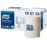 Tork Advanced 415, M-rol 1-laags, wit, 275 mtr x 24,5 cm, doos à 6 rol (100134)