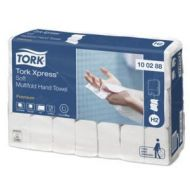 Tork Premium handdoek i-vouw 2-lgs wit, 21x34 cm pak à 2310 stuks (100288)