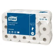 Tork Universal toiletpap. 2-lgs natural 50 mtr x 10 cm pk à 30 rol/400 vel (120776)