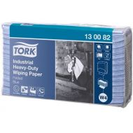 Tork Adv. Wiper 440 Perform. 3-lgs blauw 39x32 cm doos à 500 vel (5x100) (130082)