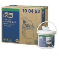Tork 190492 Low-Lint Bucket reinigingsdoek doos à 4 rol (190492)