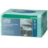 Tork Premium Spec. Poetsdoek 1-lgs groen 38x30 cm doos à 8 pak/40 doek (194550)