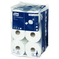 Smart One mini toiletpapier Tork T9 systeem pak a 12rollen (472193)