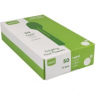 Biodore Papieren lepels 175mm 1000 stuks (457022)