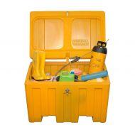 Oil Spil Control box P00100B waterdicht 650liter (P00100B)