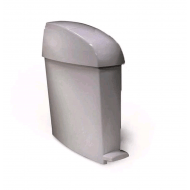 Rubbermaid sanitaire pedaalemmer, 12 liter (VB293487)