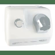 Mediclinics Wand Haardroger fohn drukknop staal wit, SC0088H (12007)