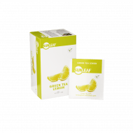 Sunleaf Original Teas Green Tea Lemon 20x2g envelop (600.609)