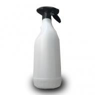 Sprayflacon met sprayer en schaalverdeling 700ml compleet transparant (605100)