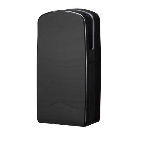 Handdroger EDGE Air-Power F1 zwart automatisch wandmontage (437915)