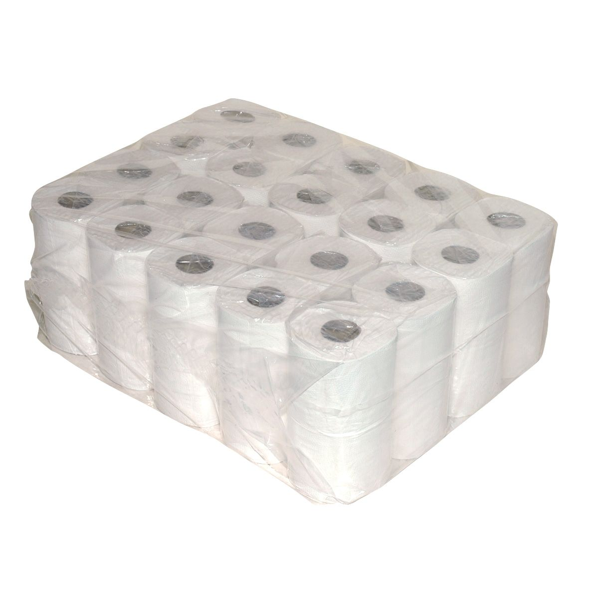Toiletpapier 238240 Tissue Recycled Wit 2laags 40rollen (238240)
