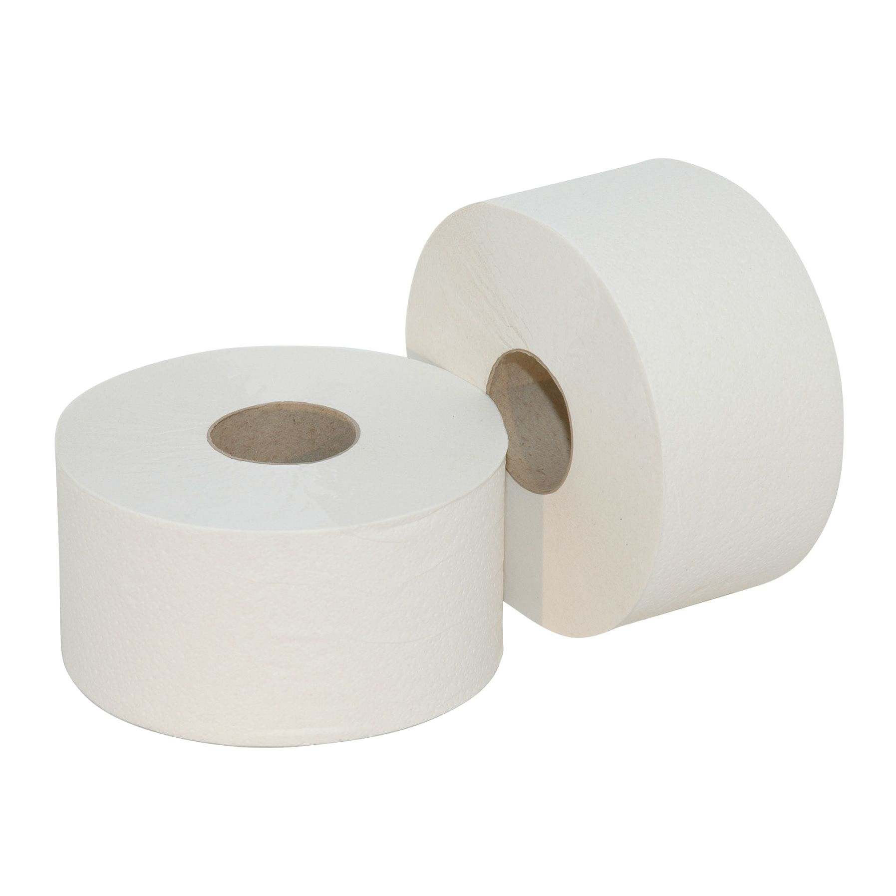 Toiletpapier 240218 mini jumbo ecolabel tissue 2laags 180meter 12rollen (240218)