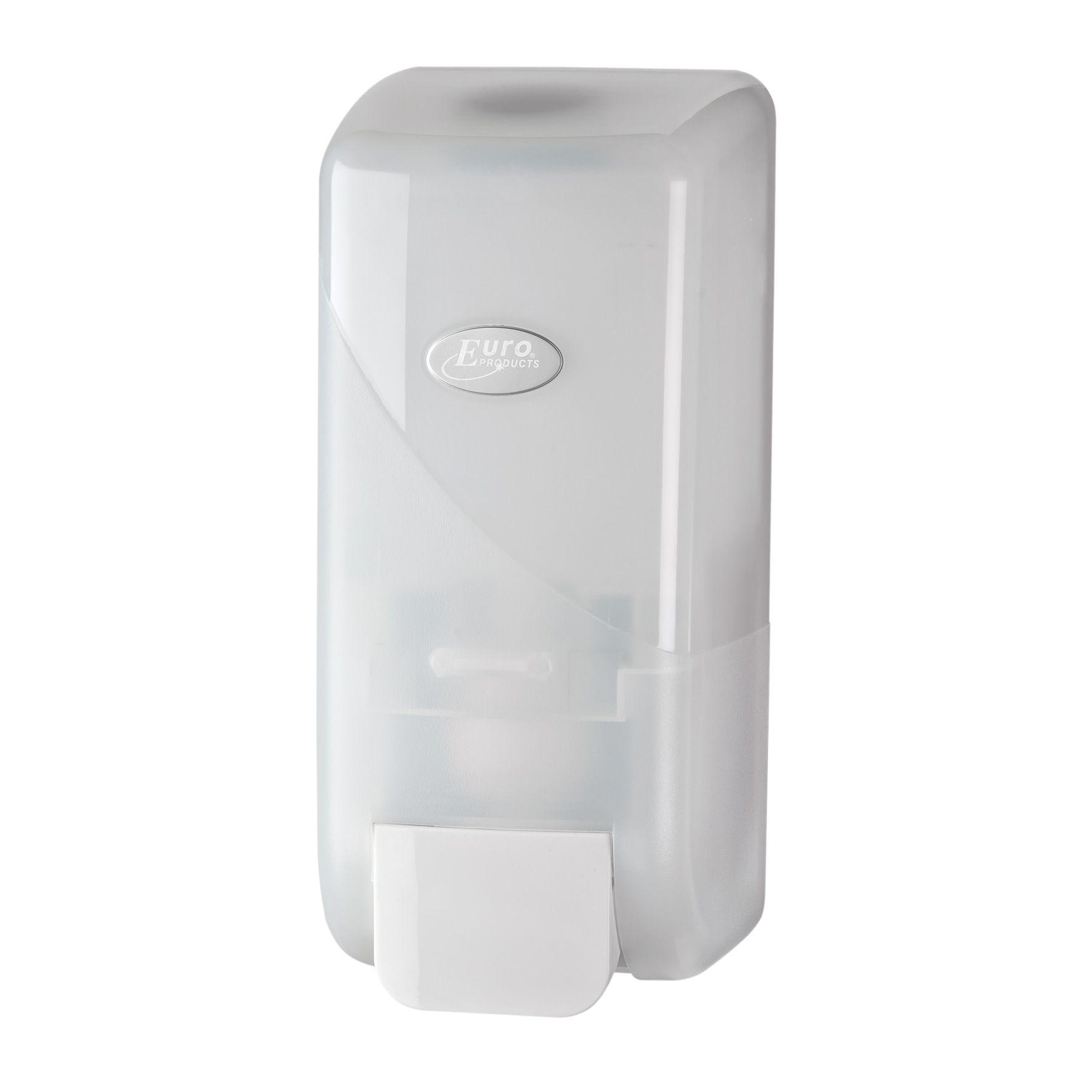 Pearl White 431201 Foam zeepdispenser 1liter (431201)