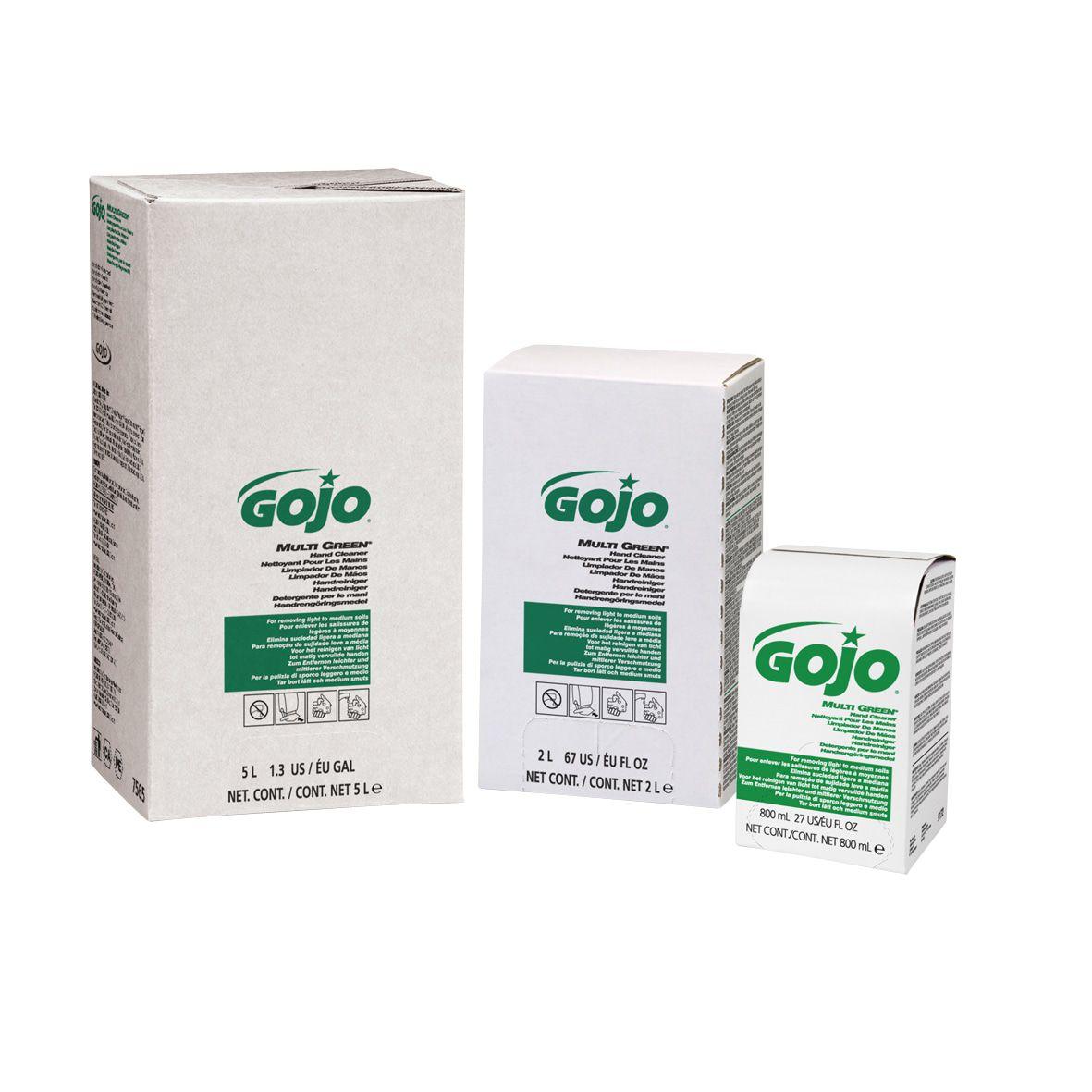 Gojo Multi Huidverz. 12x800ml (P9172-12)