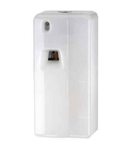 Pearl White 431501 Luchtverfrisser systeem + 2 x C-batterij Duracell (431501)